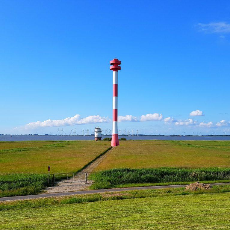 Leuchtturm_Balje_Nordsee