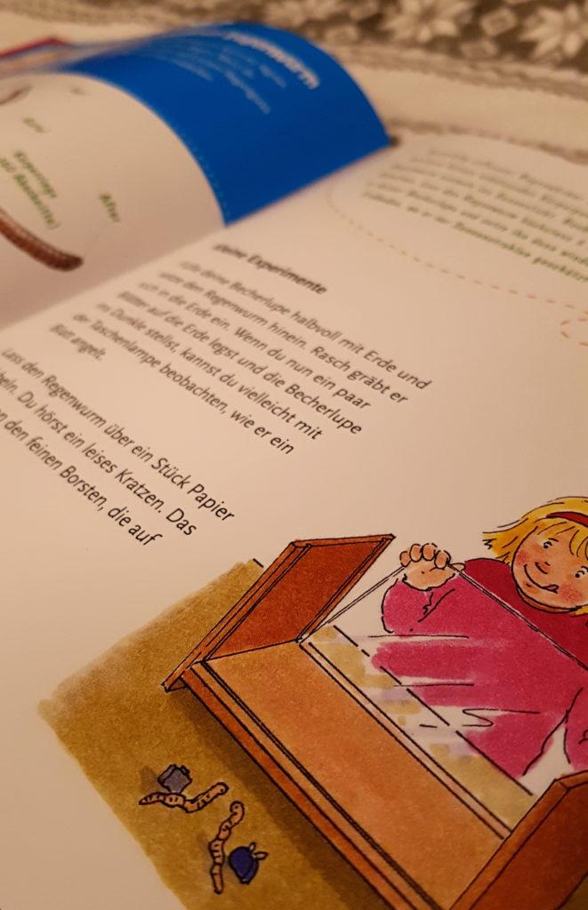 Becherlupenbuch, buchtipp für kinder, natur