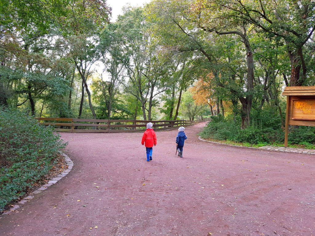 Kinder im Südpark Merseburg