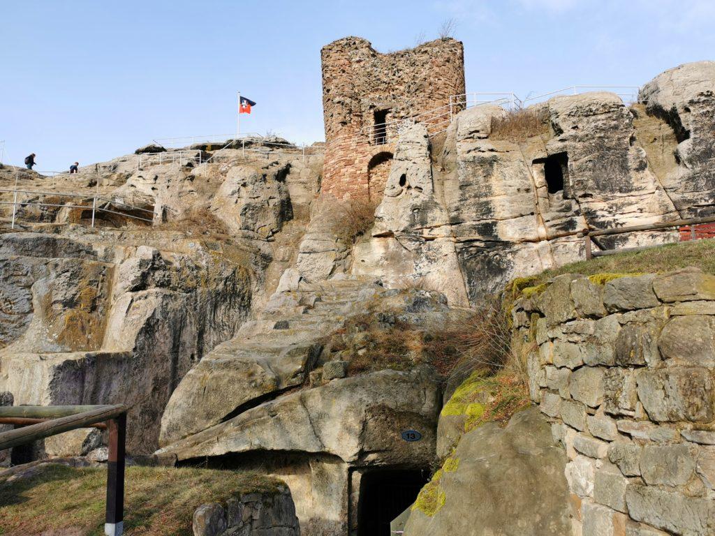 Festung Regenstein im Harz